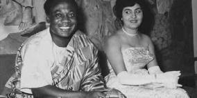 المصرية التي أصبحت سيدة غانا الأولى