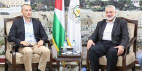 ملادينوف: لقاءات مع الفصائل في غزة حول الانتخابات