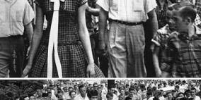 هذا ما حدث لأول فتاة سمراء قُبلت بمدرسة ثانوية للبيض