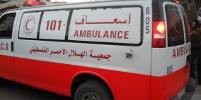 مصرع مواطن وإصابة 7 أشخاص بحادث سير قرب أريحا