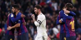 """برشلونة يتمتع بأفضلية في """"موسم العذاب"""" لريال مدريد"""