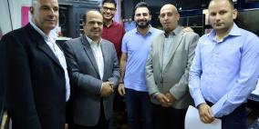 وزارة الاعلام تزور مقار الإذاعات الخاصة في المحافظات