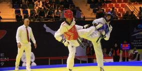 القاهرة عمان يرعى بطولة فلسطين الدولية الرابعة للتايكواندو