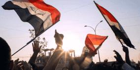 """العراق.. أول """"تظاهرة عسكرية"""" تساند الحراك الشعبي"""
