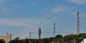 اصابة41 اسرائيليا.. 250 قذيفة صاروخية أطلقتها المقاومة من غزة