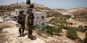 الاحتلال يخطر بإخلاء أرض في طوباس