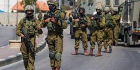 اعتقال شابين في بيت لحم وقلقيلية