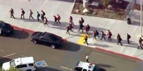 قتيلان و3 جرحى بإطلاق نار بمدرسة في كاليفورنيا