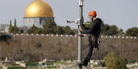 """""""مايكروسوفت"""" تحقق.. هل اسرائيل تراقب سكان الضفة بهذه التقنية؟"""