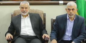 دعوى إسرائيلية بقيمة 500 مليون شيقل ضد قادة حماس