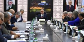 اشتية: نتنياهو اراد من العدوان تعطيل الانتخابات الفلسطينية