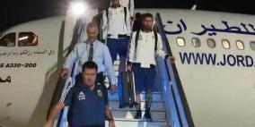 طائرة أردنية تُقل ميسي من السعودية إلى تل ابيب