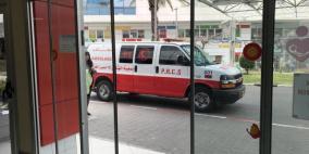 وفاة شاب في حادث سير ذاتي شمال رام الله