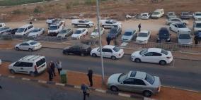 جلجولية: إعطاب قرابة 70 سيارة باعتداءات نفذها مستوطنون