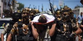سرايا القدس تعلن استشهاد أحد عناصرها متأثرا بجراحه بالعدوان الأخير