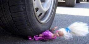 مصرع طفلة بحادث دهس في سلفيت