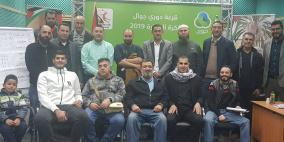 الاتحاد الفلسطيني لكرة السلة يطلق دوري الدرجة الاولى