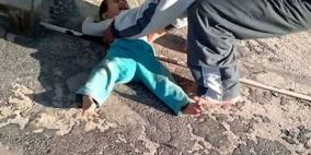 وفاة طفل في غزة بعد سقوطه من الطابق السادس