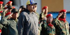 """فنزويلا تعلن تعبئة جيشها لمواجهة """"الاستفزازت"""" الأميركية"""