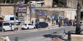 الرئاسة تدين قرار بينيت ببناء حي إستيطاني في الخليل