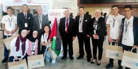 فلسطين تحصد المركز الأول في مسابقة الأفلام التعليمية بقطر