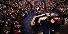 النواب الأميركيون يطالبون ترمب بالالتزام بحل الدولتين