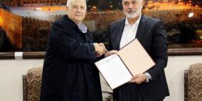 حماس تطالب الرئيس بإصدار مرسوم إجراء الانتخابات
