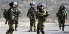 اصابة شاب برصاص الاحتلال قرب جدار الفصل شمال طولكرم