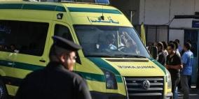 وفاة 12 شخصا جراء حادث سير في المنوفية