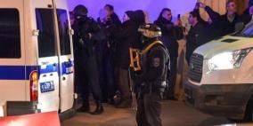 مقتل ثلاثة عناصر من الشرطة الروسية بإطلاق نار في موسكو