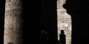 """اكتشاف ضخم للإله """"حورس"""" في مصر"""