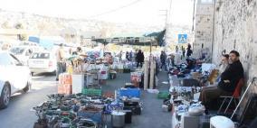 """سوق """"العتق"""" في الخليل"""