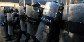 مقتل 18 على الأقل في أعمال عنف بسجن في هندوراس