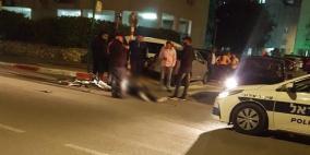 6 إصابات بحادث سير قرب اللد