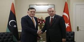 حكومة الوفاق الليبية تطلب رسميا من تركيا دعما عسكريا