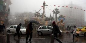 الطقس: المنخفض يتعمق وتحذيرات للمواطنين