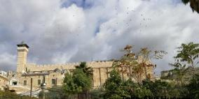 نفتالي بينيت يقتحم الحرم الابراهيمي في الخليل
