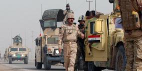الجيش العراقي ينفي وقوع ضربة جوية في التاجي اليوم