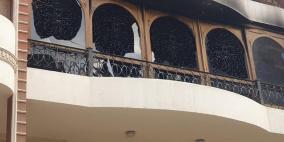 وفاة والد الفنان المصري إيهاب توفيق في حريق
