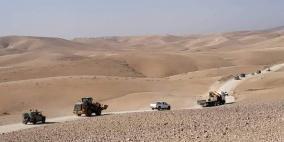 الاحتلال يخطر بهدم ثلاثة منازل في مسافر يطا جنوب الخليل