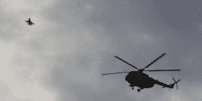 سقوط طائرة عسكرية ومصرع قائدها في مصر