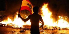 اشتباكات لليلة الثانية  في لبنان