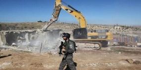 سلطات الاحتلال تهدم قرية العراقيب للمرة الـ172