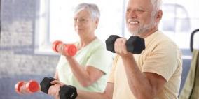 لشباب فوق الـ60.. هذه نصائح من أجل عضلات قوية
