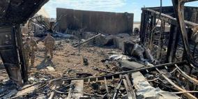 واشنطن تقر بإصابة 11 جنديا بالهجوم الايراني