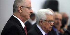 الحمد الله يلتقي الرئيس عباس