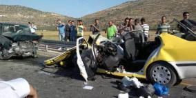الشرطة: حادث سير كل 90 دقيقة وحالة وفاة كل 72 ساعة