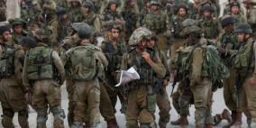 جيش الاحتلال يرفع حالة التأهب في الضفة اعتبارا من اليوم