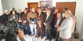 الفصائل بغزة تدعو الرئيس لعقد اجتماع قيادي عاجل