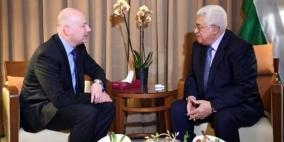 غرينبلات: القيادة الفلسطينية أمام قرار صعب ومصيري